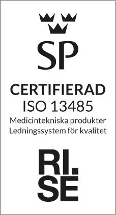 ISO certifierad