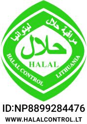 Halal certifierad